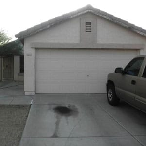 Oil Stains From Your Driveway Or Garage
