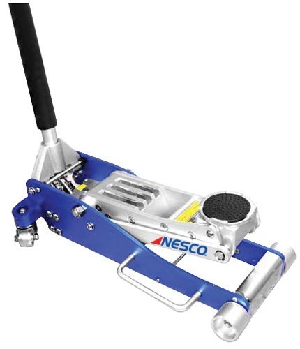 Awesome Nesco Tools 2203 3 Ton Aluminum Low Profile Jack