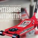 pittsburgh floor jack review